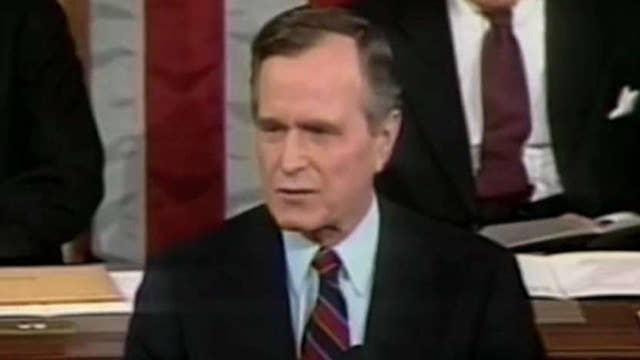 A look back at memorable State of the Union moments