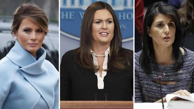 White House women face criticisms, attacks