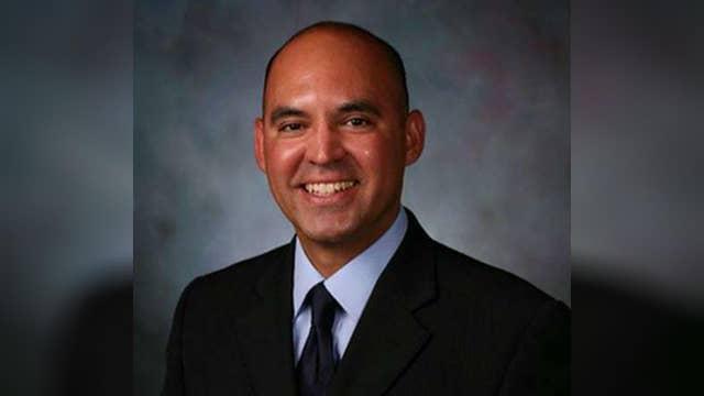 California teacher caught slamming the US military
