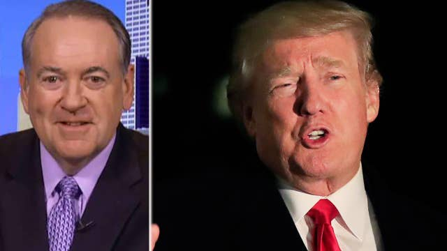 Huckabee: Trump gave way more than expected in DACA deal