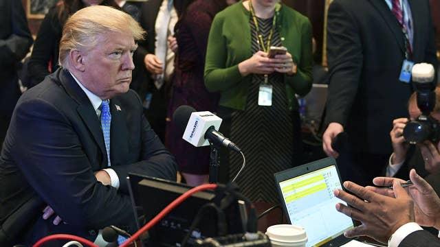 'Media Madness' and Trump