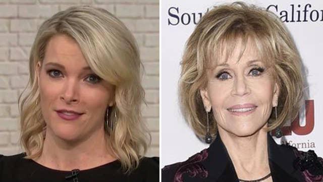Megyn rips Jane Fonda