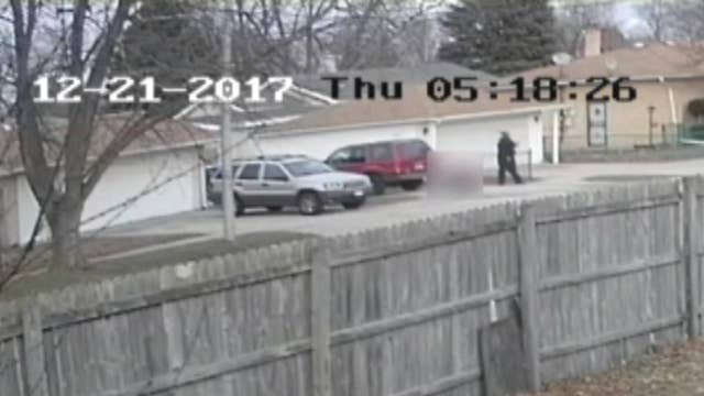 FBI releases video connected to Illinois kidnapping case