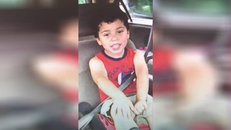 Body of missing boy found in nearby pond