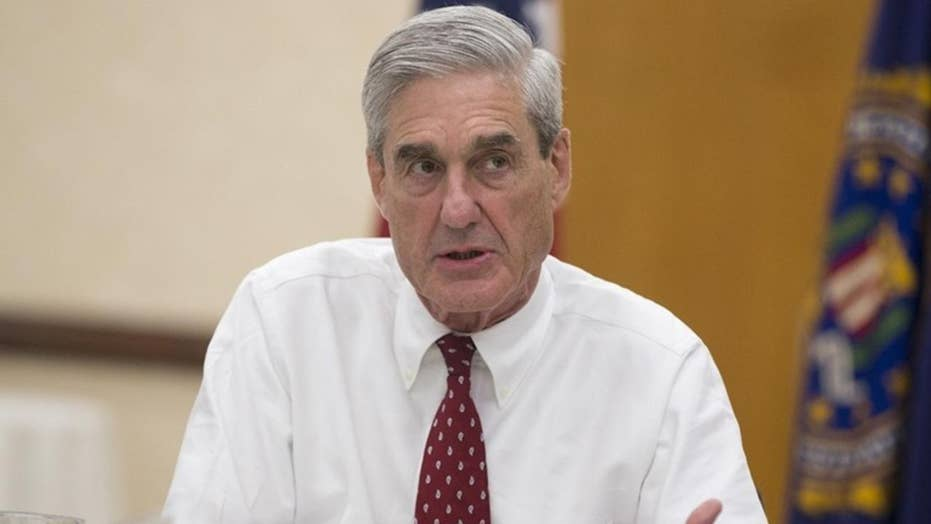 The Mueller firing story uproar
