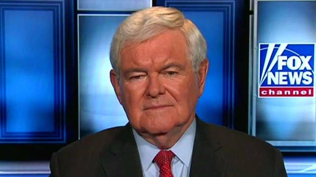 Newt Gingrich on Trump's efforts to drain the swamp