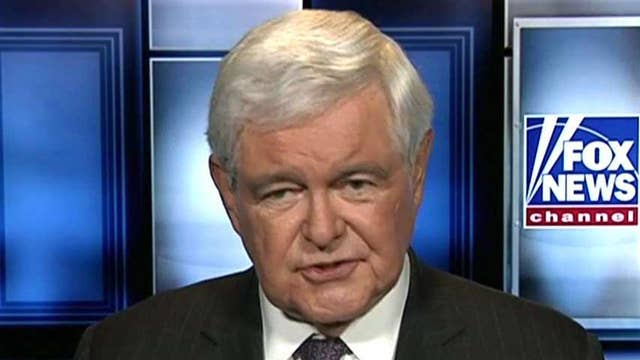 Newt Gingrich on what tone Trump should set at SOTU