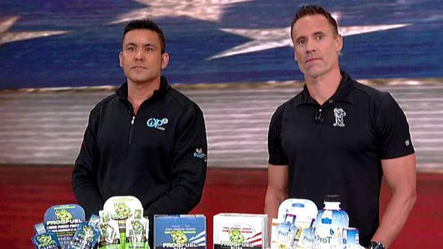 Navy SEALs find business success with FrogFuel