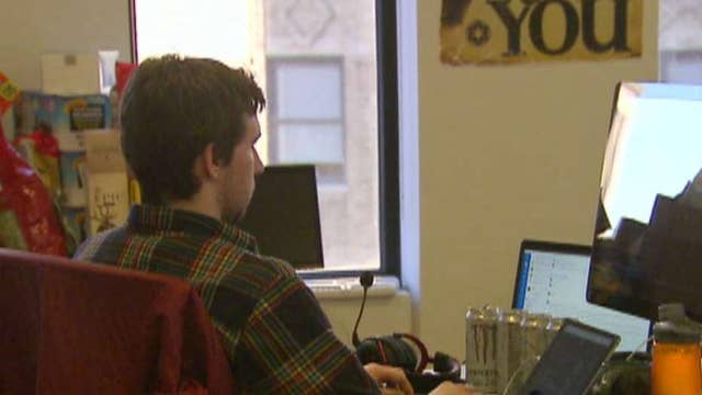 Freelancers filling a growing share of the US labor force