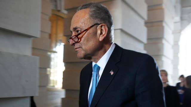 GOP senators ramp up pressure on Dems on immigration