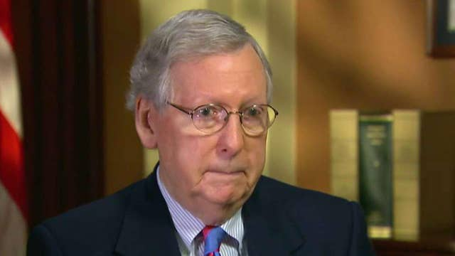 McConnell hopes for a bipartisan solution on immigration