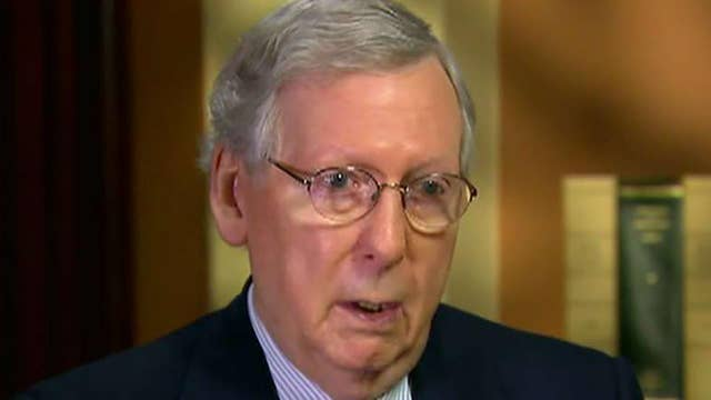 McConnell: GOP has a good map for 2018