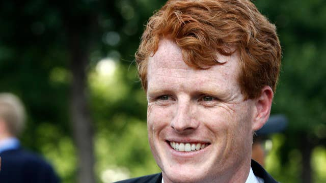 State of the Union: Who is Rep. Joe Kennedy III