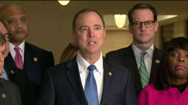Adam Schiff discusses release of FISA memo