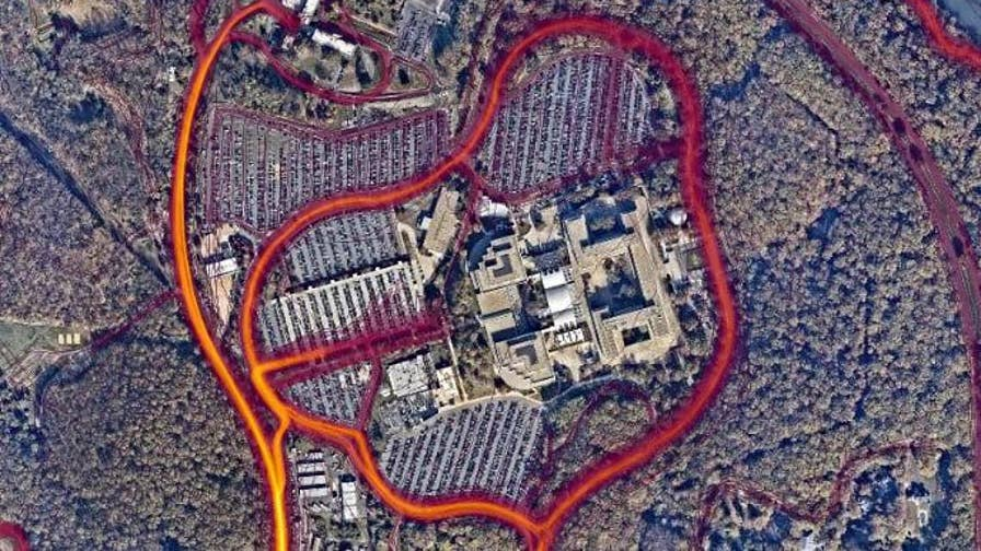 Strava, a social media fitness-tracker, revealed a heat map of users' workouts all across the globe. However, some top secret military bases may have been compromised when the map exposed movement at military bases.