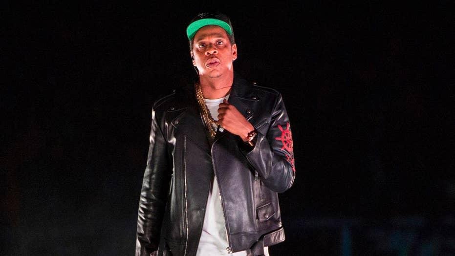 Grammy Awards get political amid Trump-Jay-Z feud