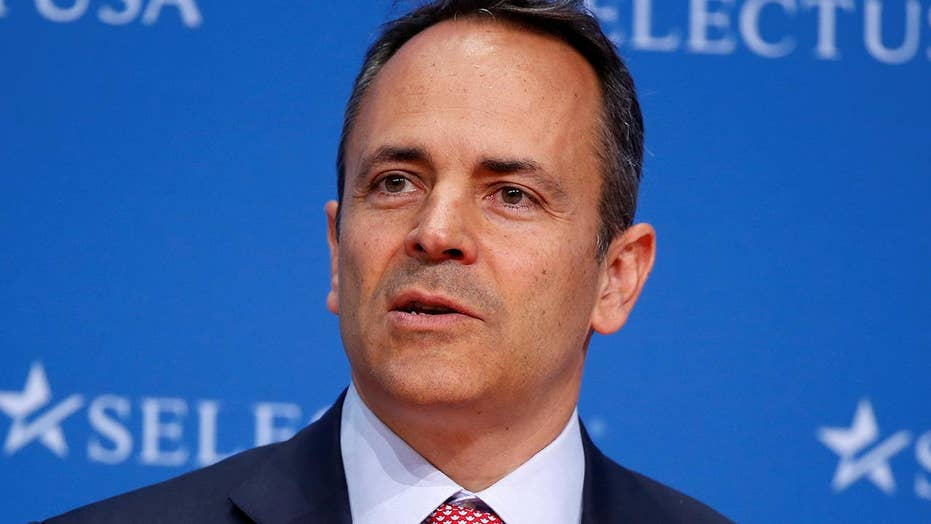 Political battle over new Medicaid work requirements in Ky.