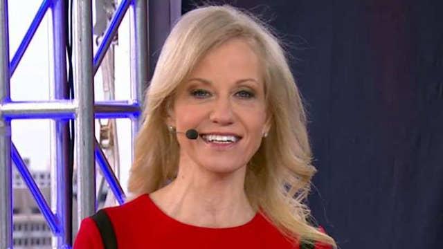 Kellyanne Conway: Americans will be uplifted by Trump's SOTU