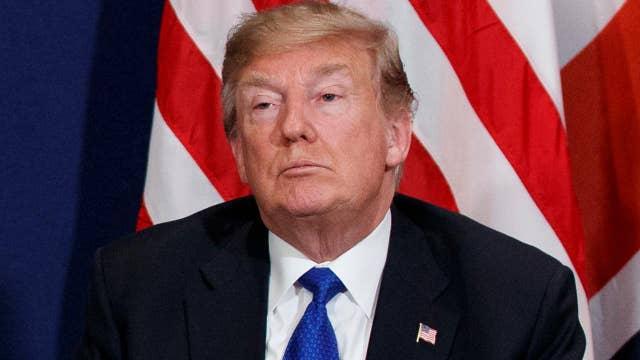 President Trump putting final touches on first SOTU address