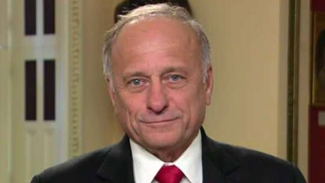 Rep. Steve King takes on Trump's DACA, chain migration plan