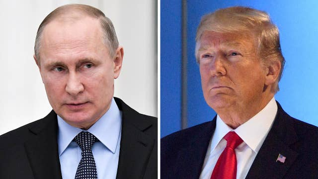 President Trump holds off on new Russia sanctions for now