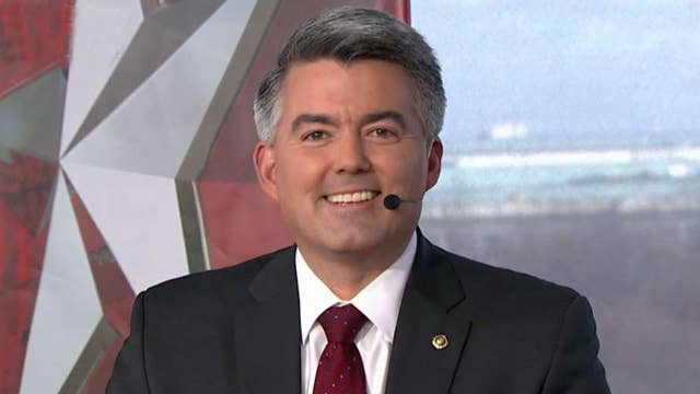 Sen. Gardner on GOP's Senate outlook for 2018 midterms