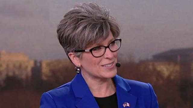 Sen. Ernst: We have to come together in a bipartisan way