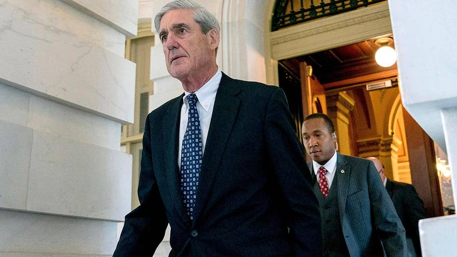 Trump allies consider lawsuit over Mueller probe