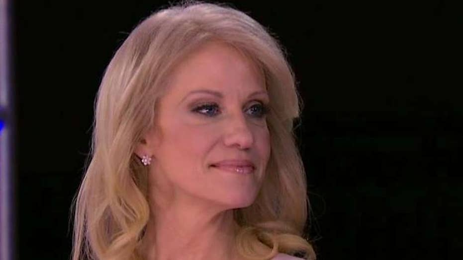Conway: We are processing the memo at the White House