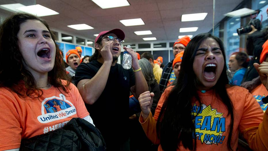 Will a compromise for DACA be found on Capitol Hill?