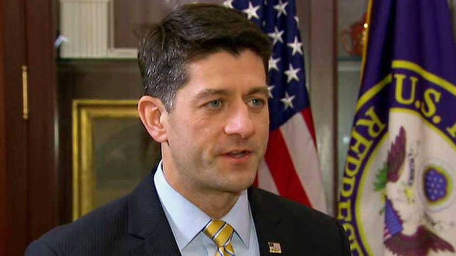 Paul Ryan talks SOTU, immigration, FISA memo, future of GOP
