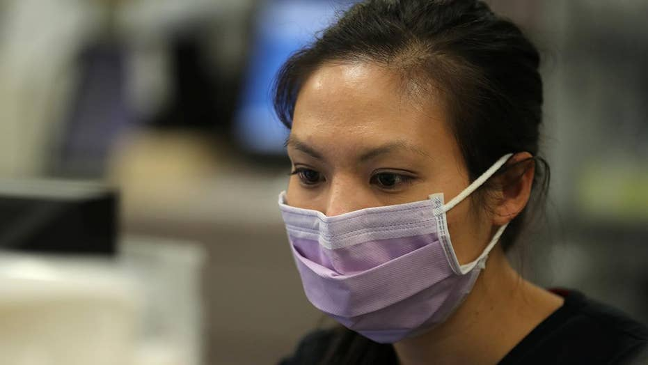 Hospitals feeling the full force of this year's flu season