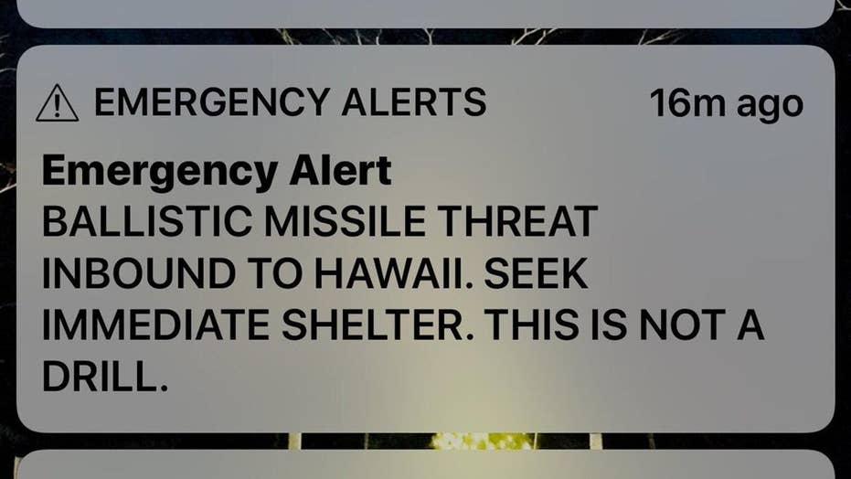 Officials fire worker who sent Hawaii missile false alarm