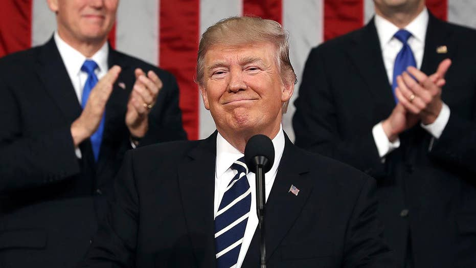 'The Five' preview Trump's first State of the Union address