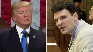 President Trump salutes Fred and Cindy Warmbier, whose son was imprisoned in North Korea and returned to America on the verge of death; pledges to honor Otto's memory with American resolve.