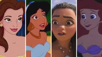 In the upcoming sequel to the animated hit 'Wreck-It Ralph,' the actresses who voiced some of Disney's most-beloved princesses returned to the characters that changed their lives.