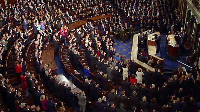 Part 1 of President Trump's 2018 State of the Union Address