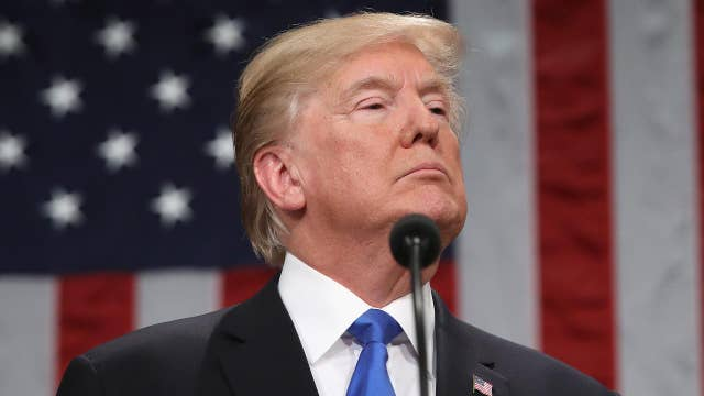 Was President Trump's SOTU an olive branch or victory lap?