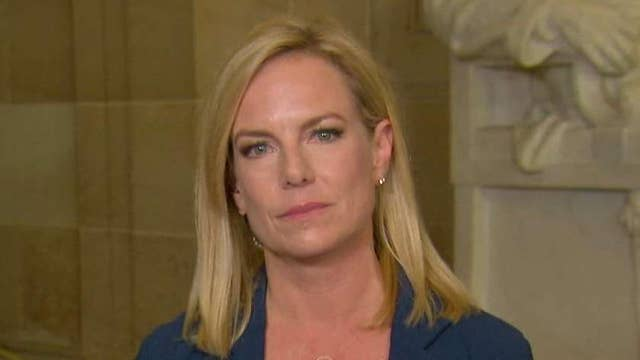 DHS Secretary Nielsen: We have to have the wall, walls work