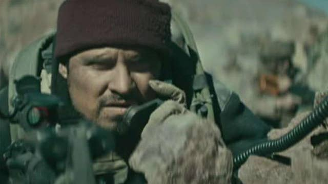 '12 Strong' depicts team deployed after 9/11