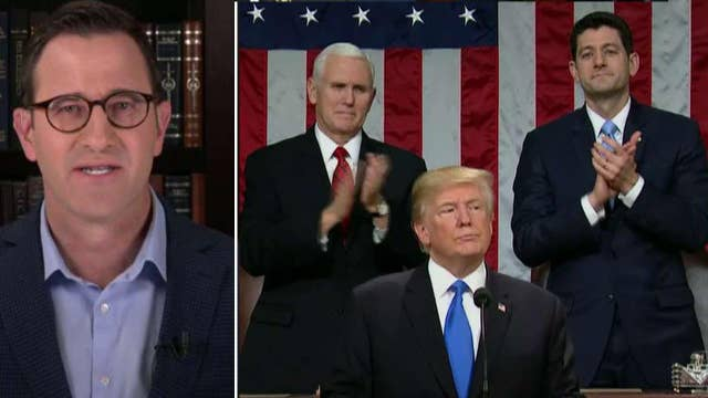 Ryun: Trump delivered a meaningful address