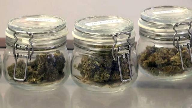 Calif. called on to create state bank for cannabis industry