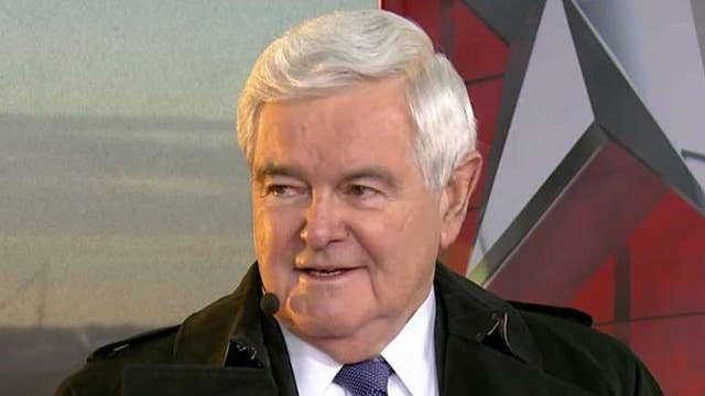 Newt Gingrich: Trump needs to stay on message after SOTU
