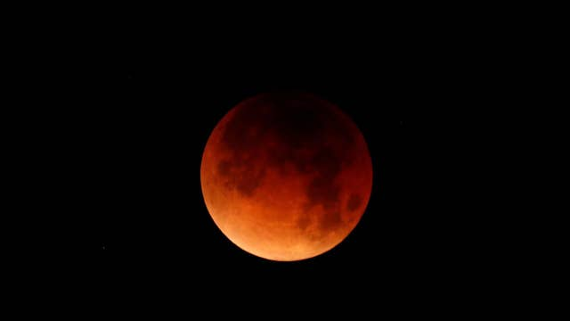 Super Blue Blood Moon: Best images from around the world
