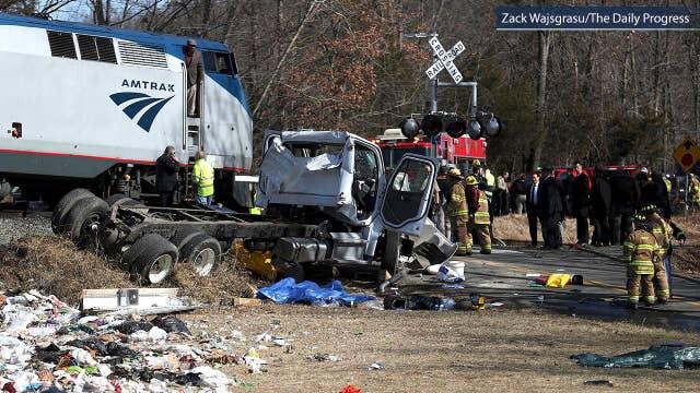 Rachel Campos-Duffy describes 'traumatic' train crash