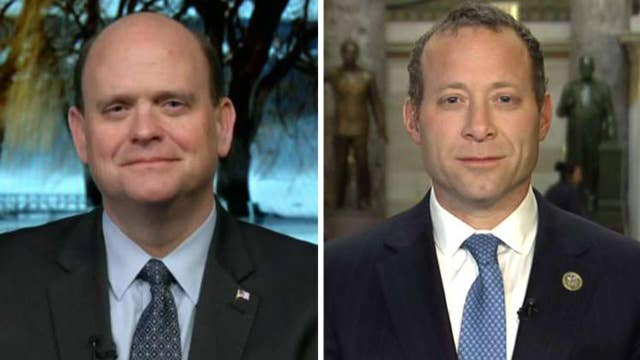 Reps. Gottheimer, Reed on economic outcome, immigration plan