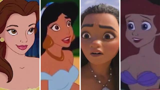 Disney princesses reunite in 'Wreck-It Ralph 2' sequel