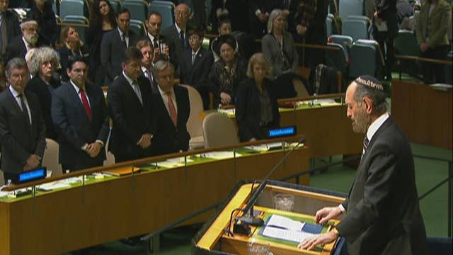 United Nations marks International Holocaust Memorial Day