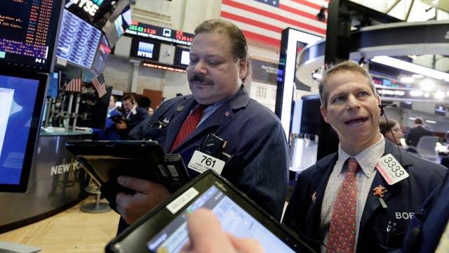Stocks saw a big jump in January