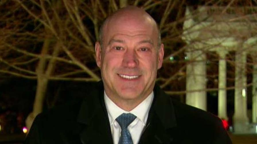 President's chief economic adviser Gary Cohn previews Trump's State of the Union address.